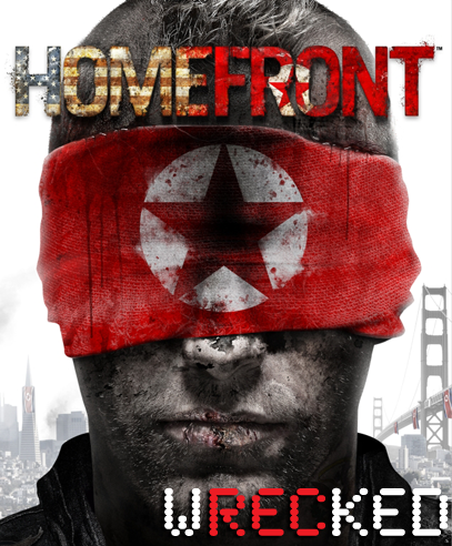 Homefront Cover THQ