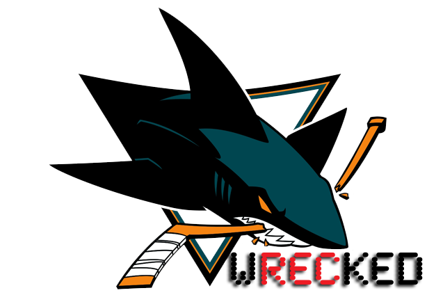 San Jose Sharks WRECKED
